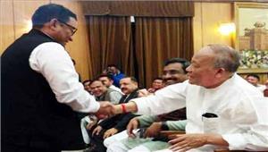 मणिपुर  कांग्रेस विधायक पार्टी से निष्कासित