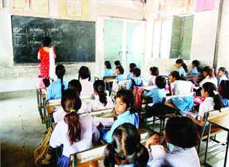 सरकारी स्कूली शिक्षा का हाल बेहाल