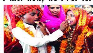बाल विवाह कराने वााले पंडित परिजन ही नहीं हलवाई भी जाएंगे जेल