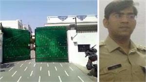 संदिग्ध हालत में गोली लगने से आईपीएस के पिता की मौत