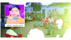 डेढ़ साल बाद भी भाजपा नेत्री मालती की हत्या की गुत्थी अनसुलझी