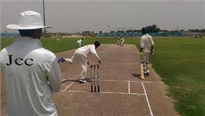 आईजेसीए ने डीएससीए को हराकर जीता मैच