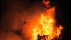 कोल्ड स्टोरेज में  शक्तिशाली धमाके चार लोगों की मौत