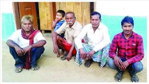 ग्रामीणों ने कहा-नहीं स्थापित होने देंगे क्षेत्र में कोलवाशरी