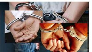 जासूसी के आरोप में तीन पाकिस्तानी नागरिक गिरफ्तार