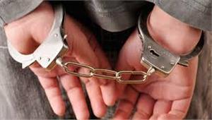 सहायक चकबंदी अधिकारी दस हजार रुपये घूस लेते हुए गिरफ्तार