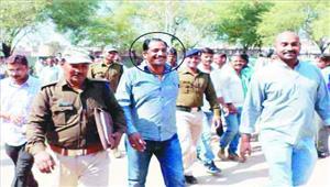 भाजपा मंडल अध्यक्ष को जेल