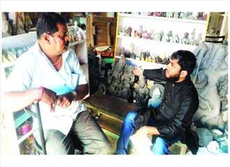 महाबलीपुरम के संगतराशों की आर्थिक स्थिति दयनीय