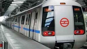 अब बिना ड्राइवर दौड़ेगी दिल्ली मेट्रो