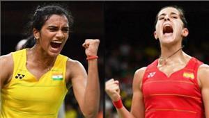बैडमिंटन  इंडिया ओपन के फाइनल में मारिन से भिड़ेंगी सिंधु