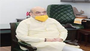 कश्मीर की स्थिति चिंताजनक  अमित शाह