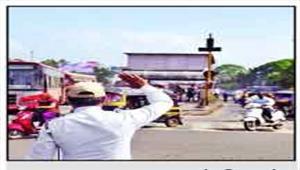 यातायात व्यवस्था दुरुस्त करने में दिल्ली पुलिस असफल