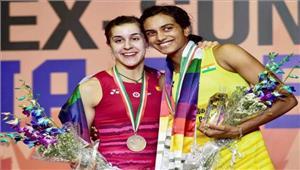 बैडमिंटन  मारिन को परास्त कर सिंधु ने जीता पहला इंडिया ओपन खिताब