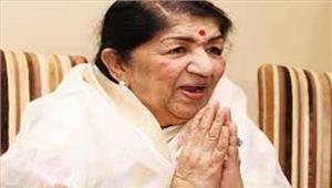 लता मंगेशकर ने उत्तर प्रदेश में भाजपा की जीत पर मोदीशाह को बधाई दी