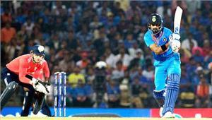 नागपुर टी-20  राहुल का अर्धशतक भारत ने बनाए 144 रन