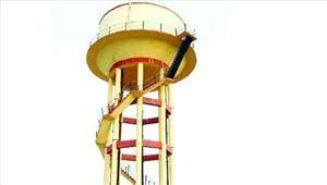 जल प्रदाय योजना का ग्रामीणों को नहीं मिल रहा लाभ
