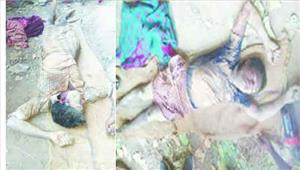 साही का शिकार करने गुफा में घुसे तीन युवक में से दो युवकों का शव बरामद