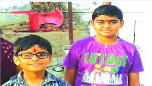 स्कूल से लौटते दो बच्चों का अपहरणअपहर्ताओं ने मांगी 2 करोड़ की फिरौती