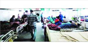 बिलासपुर जिला अस्पताल में ठगोंचोरों से रहें सावधान