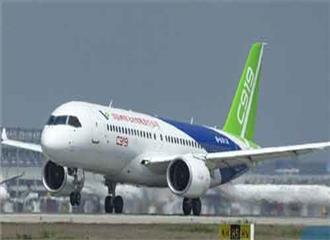 चीन के पहले स्वदेशी विमान ने भरी पहली उड़ान
