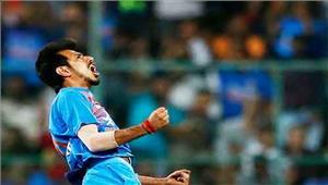 चहल के 'छक्के' से भारत ने जीती सीरीज