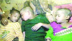 भाटापारा के ग्राम रोहरा की घटना  तालाब में डूबकर 3 बच्चों की मौत