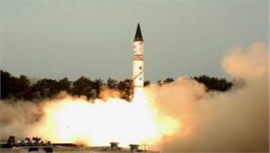 भारत ने अग्नि-3 मिसाइल का सफल परीक्षण किया