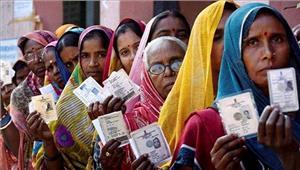 ओडिशा में  पंचायत चुनाव के चौथे चरण में 76 फीसदी मतदान