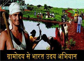 ग्राम उदय से भारत उदय