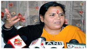 अगला चुनाव कर्नाटक या तामिलनाडु से लड़ सकती हूं  उमा भारती