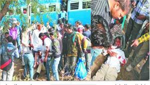 मप्र ट्रेन विस्फोट में आतंकी साजिश 3 संदिग्ध गिरफ्तार