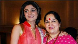 मां को बेशर्त प्यार करती हैं शिल्पा शेट्टी