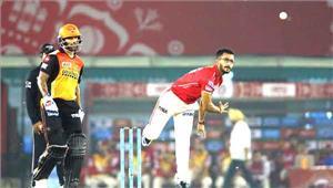 किंग्स इलेवन पंजाब के सामने 208 रनों की मुश्किल चुनौती