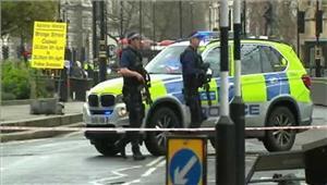 लंदन हमले में पुलिस अधिकारी और हमलावर समेत चार लोगों की मौत
