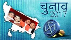 उप्र चुनाव  सातवें चरण में 115 उम्मीदवार दागी 132 करोड़पति