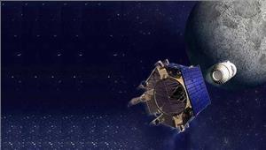 लापता चंद्रयान-1 चंद्रमा का परिक्रमा करता पाया गया
