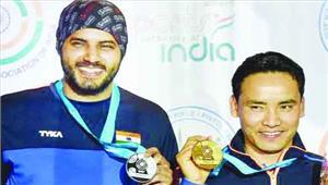 विश्व कप निशानेबाजी में जीतू ने भारत को दिलाया पहला स्वर्ण
