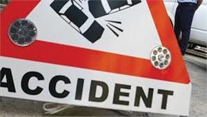 ट्रक की टक्कर से मोटरसाइकिल सवार 4 लोगों की मौत