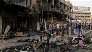 बगदाद में कार बम विस्फोट 35 लोगों की मौत