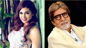 अपने शो शोबिज विद वाहबिज में अमिताभ को आमंत्रित करना चाहती हैं वाहबिज खान