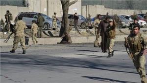 अफगानिस्तान आत्मघाती हमला 4 की मौत