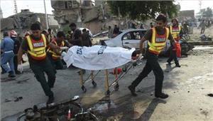 पाकिस्तान- अफगानिस्तान की सीमा क्षेत्र में विस्फोट से चार सैन्यकर्मी मारे गए