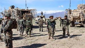 अफगानिस्तानजिले पर नियंत्रण के प्रयास मेंकईआतंकी ढेर