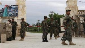 अफगानिस्तानआतंकवादियों द्वारा सैन्य अड्डे परहमला11 सैनिकों की मौत