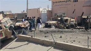 अफगानिस्तान  हेलमंड प्रांत में आत्मघाती हमले में 2 की मौत