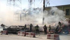 अफगानिस्तान  आत्मघाती हमले में 12 लोगों की मौत