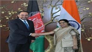 अफगानिस्तान संग सामरिक भागीदारी दृढ़ विश्वास की चीज  सुषमा