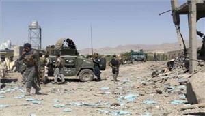 अफगानिस्तान में तालिबान के हमले में 22 पुलिसकर्मियों की मौत