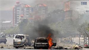 अफगानिस्तानआतंकीहमला  4 अधिकारी घायल