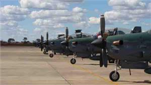 अफगानिस्तान में सेना के हवाई हमलों में 15 आतंकवादी ढेर